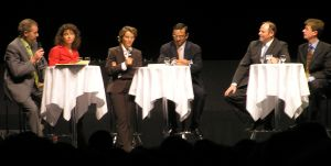 Panel discussion of the Swiss Agency for Development and Cooperation conference in Bern