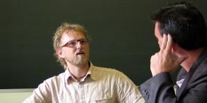 Kasper Skårhøj during the podcast interview with Computerworld