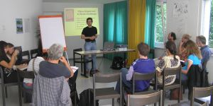 National voluntary meeting of StopArmut in Zrich